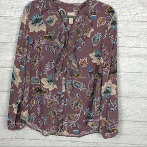 Chico's Women's Blouse Size 2 Large